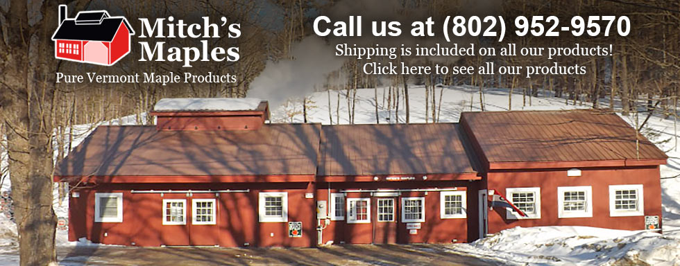 Mitch's Maples - Shop all our products