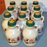 Pure Maple Syrup - 16 Fl. Oz. - One Pint - 11-Count