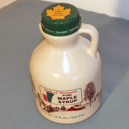 Pure Maple Syrup - 16 Fl. Oz. - One Pint