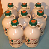 Pure Maple Syrup - 32 Fl. Oz. - One Quart - 8-Count